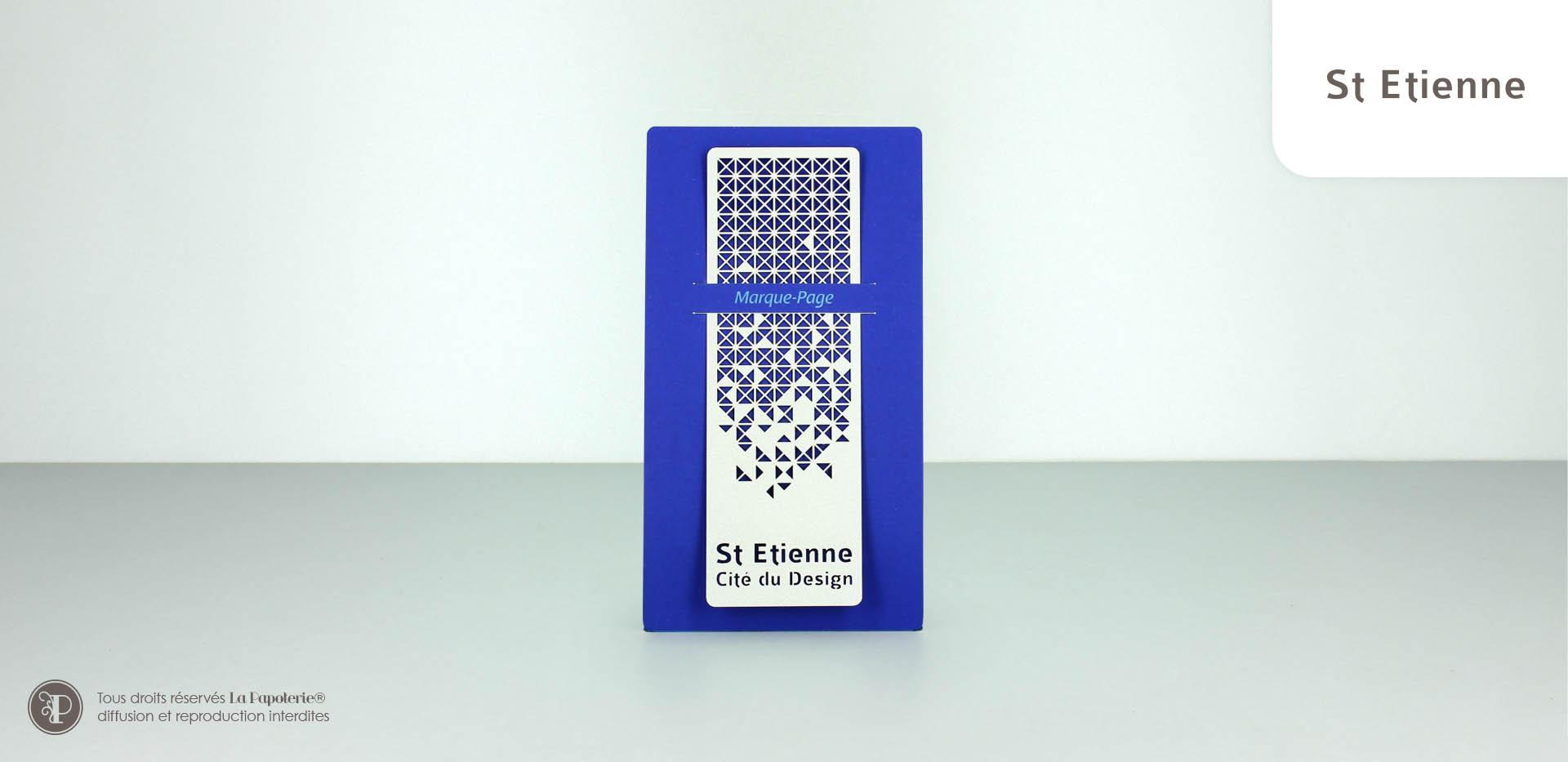 La Papoterie st-etienne-marque-page-xl Marque-page XL St Etienne